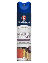 Weather Defence Fabric Protector